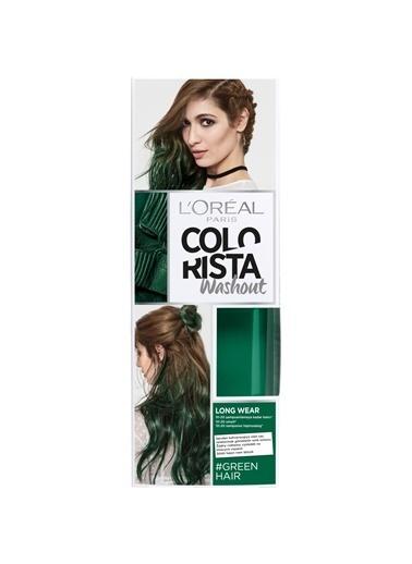 L'Oréal Paris Colorista Washout Saç Boyası Yeşil